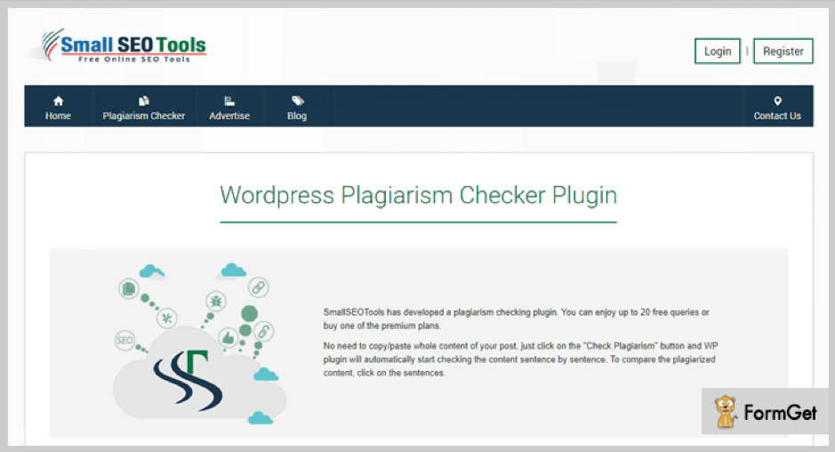 Wordpress Plagiarism Checker