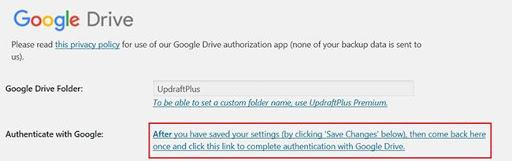Google Drive Image