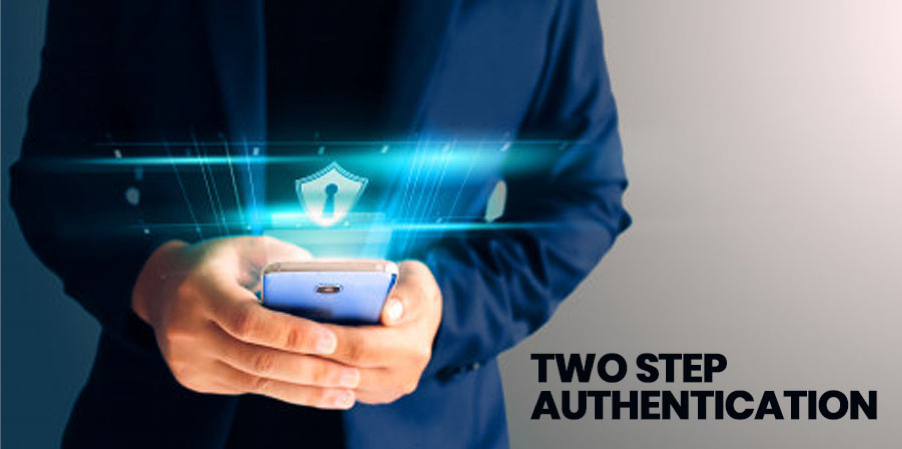 Two Step Authentication Image