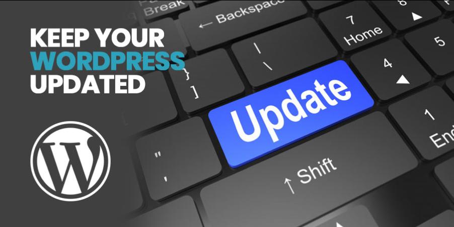 Update WordPress Image
