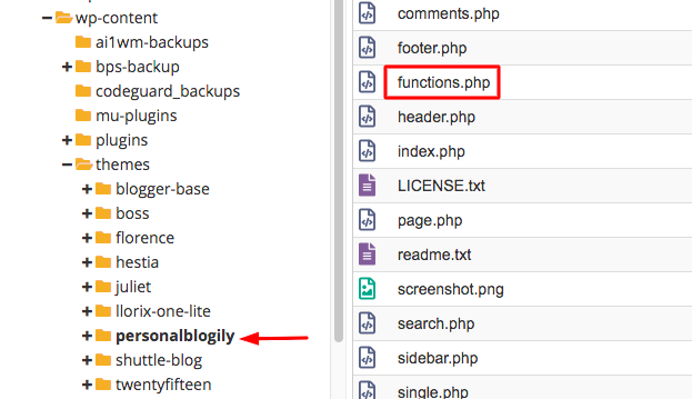 functions php image