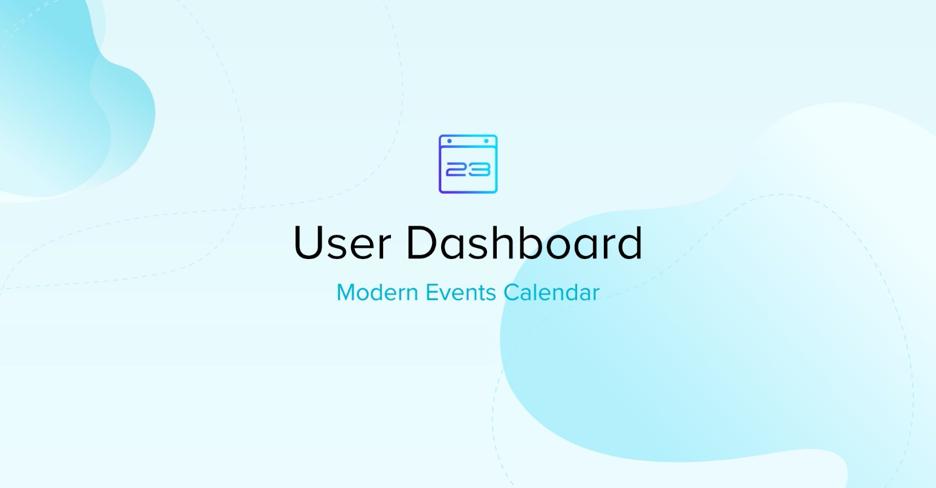 mec user dashboard
