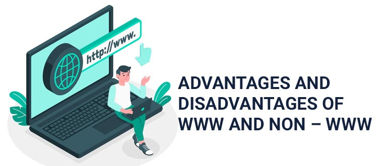 Advantages and Disadvantages of WWW and NON – WWW