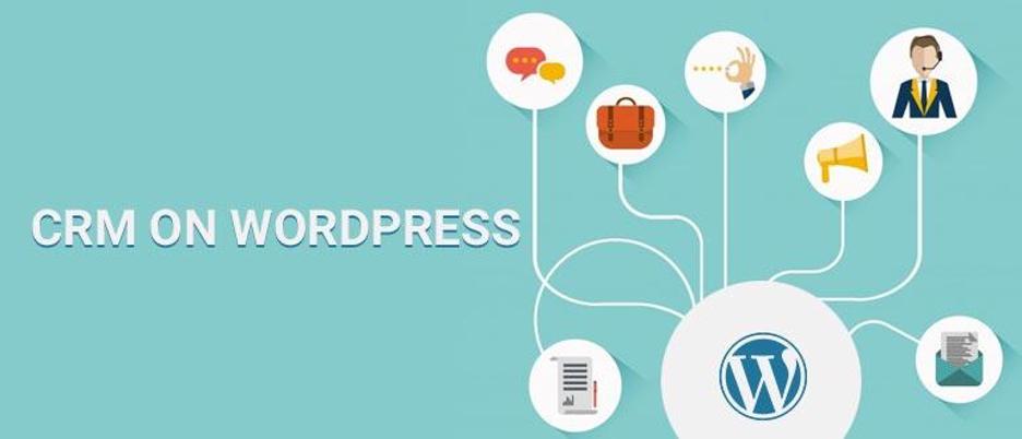 crm on wordpress