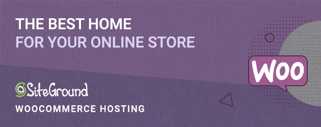 siteground woocommerce hosting