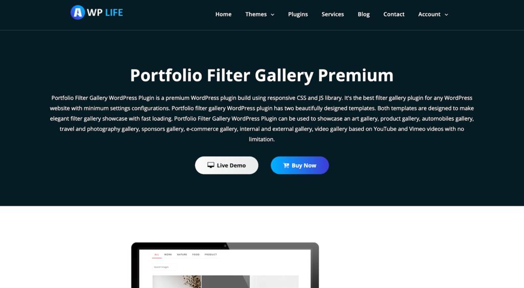 phot gallery plugin