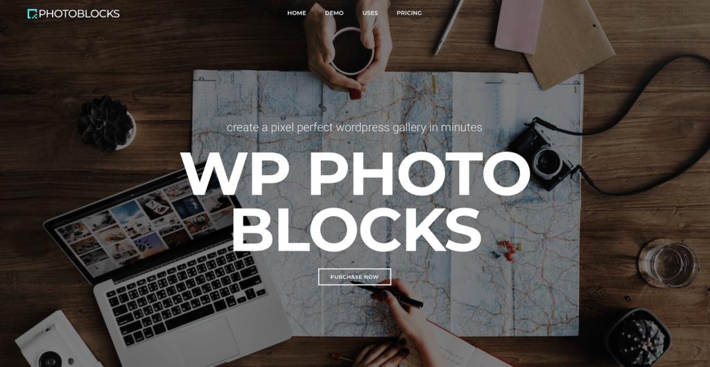 wp photo blocks