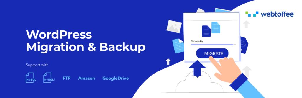 WordPress Migration & backup